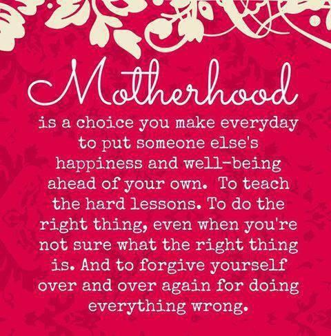 MotherhoodIsAChoice