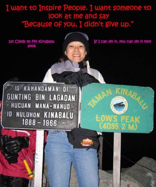 My First Mount Kinabalu Trip in 2006