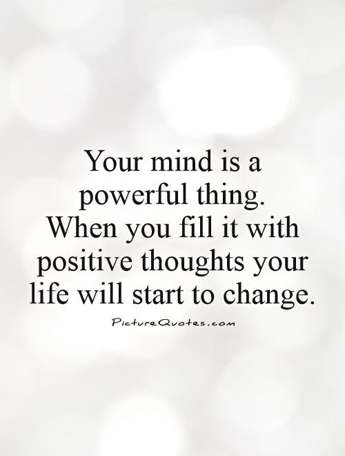 PositiveThoughtsChangeLife